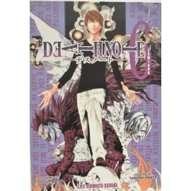 Death Note tom 6