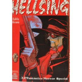 Hellsing - tom 1