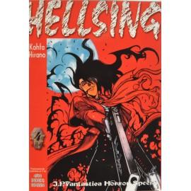 Hellsing - tom 4