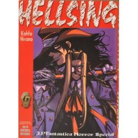 Hellsing - tom 6