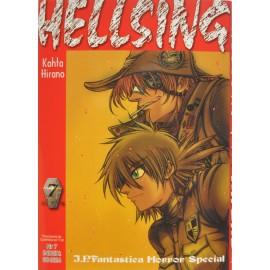 Hellsing - tom 7