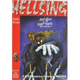 Hellsing - tom 8