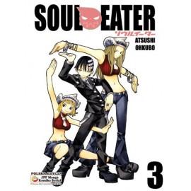 Soul Eater - tom 3