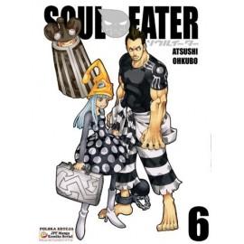Soul Eater - tom 6