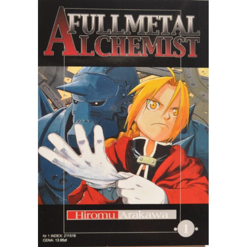 full metal alchemist manga - photo #7