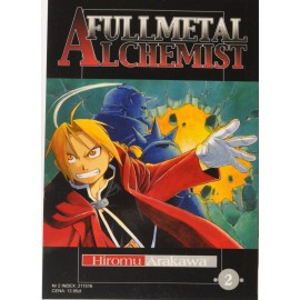 Full Metal Alchemist - tom 2