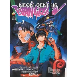 Manga - Neon Genesis Evangelion tom 7