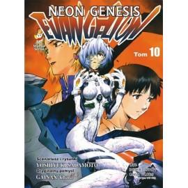 Manga - Neon Genesis Evangelion tom 10