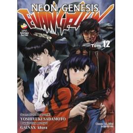 Manga - Neon Genesis Evangelion tom 12