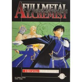 Full Metal Alchemist - tom 3