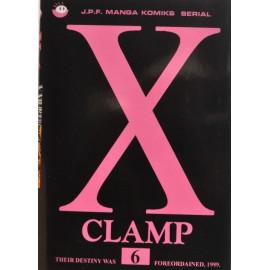 X clamp tom 6