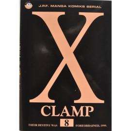 X clamp tom 8
