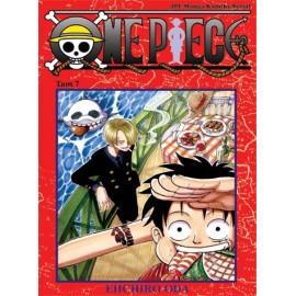 Manga One Piece tom 7