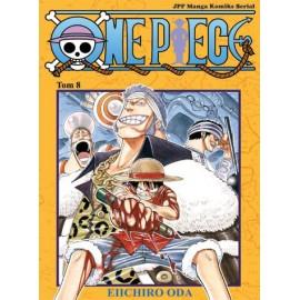 Manga One Piece tom 8