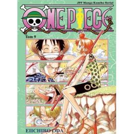 Manga One Piece tom 9