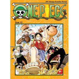 Manga One Piece tom 12