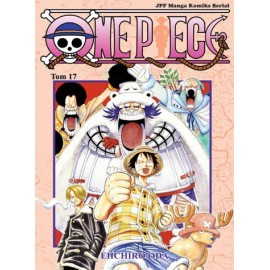 Manga One Piece tom 17