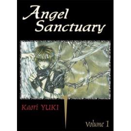 Manga - Angel Sanctuary tom 1