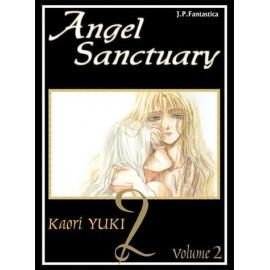 Manga - Angel Sanctuary tom 2