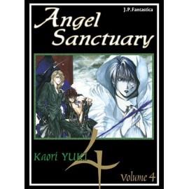 Manga - Angel Sanctuary tom 4