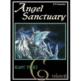 Manga - Angel Sanctuary tom 6