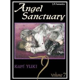 Manga - Angel Sanctuary tom 7