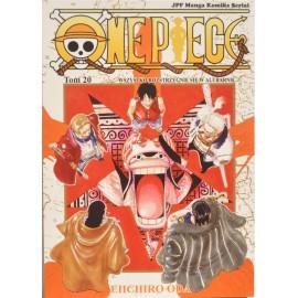Manga One Piece tom 20