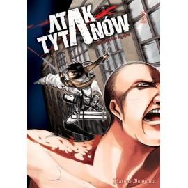 Manga - Attack on Titan tom 2