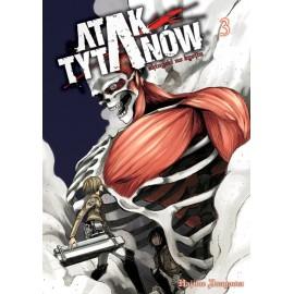Manga - Attack on Titan tom 3