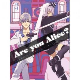 Manga - Are you Alice? tom 3