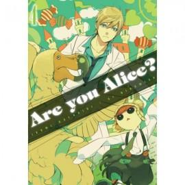 Manga - Are you Alice? tom 4