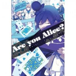 Manga - Are you Alice? tom 7