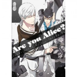 Manga - Are you Alice? tom 8