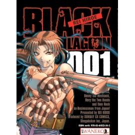 Black Lagoon - tom 1
