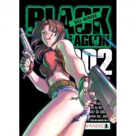Black Lagoon - tom 2
