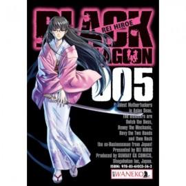Black Lagoon - tom 5