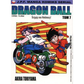 Manga - Dragon Ball tom 7