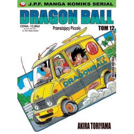 Manga - Dragon Ball tom 12
