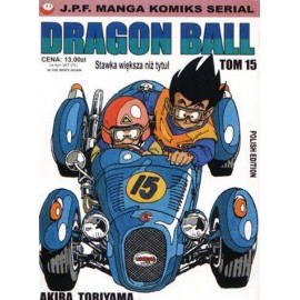 Manga - Dragon Ball tom 15