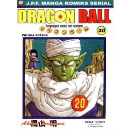 Manga - Dragon Ball tom 20