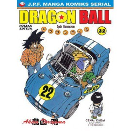 Manga - Dragon Ball tom 22