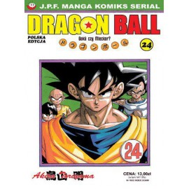Manga - Dragon Ball tom 24