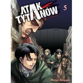 Manga - Attack on Titan tom 5