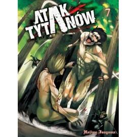 Manga - Attack on Titan tom 7