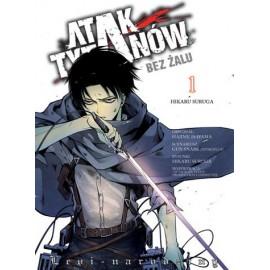Manga - Attack on Titan bez zalu tom 1