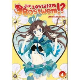 Manga - Jak zostałam Bóstwem tom 4