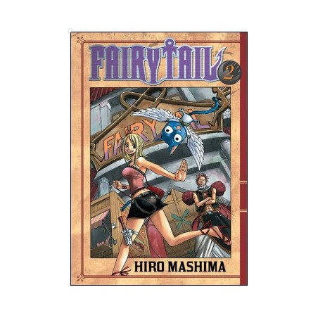 Manga - Fairy Tail tom 2