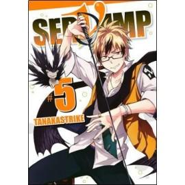 Manga - Servamp tom 5