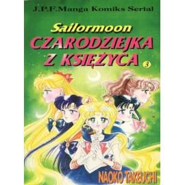Manga - Sailor Moon tom 3