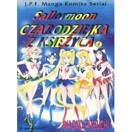 Manga - Sailor Moon tom 4